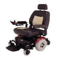 Merits Mid Wheel Drive Electric Power Wheel Chair P327C