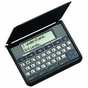 Franklin English Spanish Electronic Pocket Translator