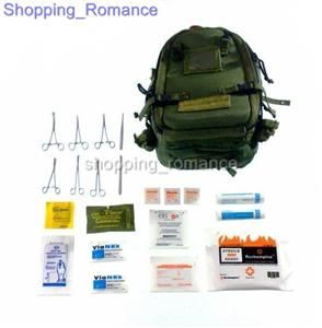 Hot 1 6 12 Dam Toy Medical Surgical Backpack Navy Seal Reconteam