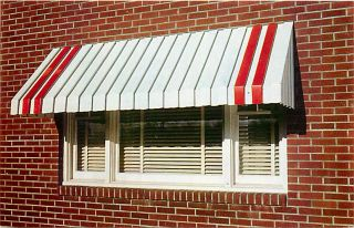 Advertising Postcard Flexalum Aluminum Awning Window Cover Dexter No
