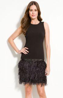 Michael Michael Kors Feather Skirt Dress