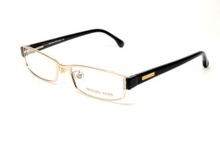 Michael Kors MK 314 718 RX Glasses Metal Black Gold
