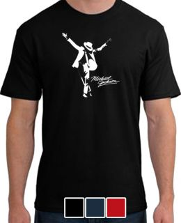 Michael Jackson Mens T Shirt s 3XL Pop King Music