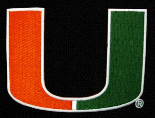 University of Miami Rolling Backpack Best Miami Logo Gifts for Him or