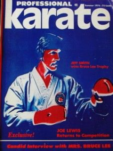 Karate Joe Lewis Jeff Smith Bruce Lee Kung Fu Martial Arts