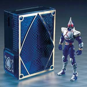 Masked Kamen Rider Blade R R Series 01 Rouze Box Set