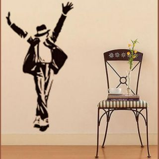 Michael Jackson Large Kitchen Bedroom Wall Mural Giant Art Sticker
