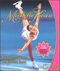 Michelle Kwan Figure Skating PC CD Spin Dance Ice Tournament
