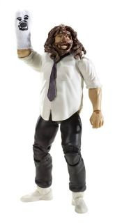 Mick Foley as Mankind   Elite Series 17   WWE Action Figure New Free