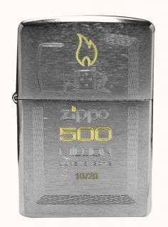 watch white zippo zippo lighter 28412 500 millionth replica edition