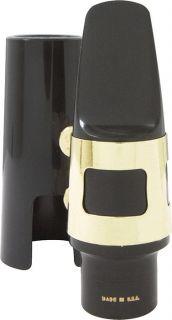 Meyer Hard Rubber Alto Saxophone Mouthpiece 6 Medium