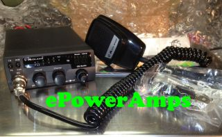 Midland 1001Z CB Radio Warranty Cobra 19 Chassis Peak N Tune Option