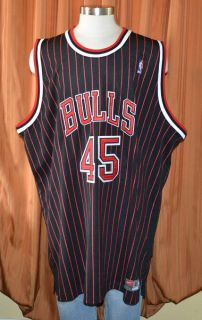 Chicago Bulls Michael Jordan 45 Vintage Nike Basketball Jersey Mens