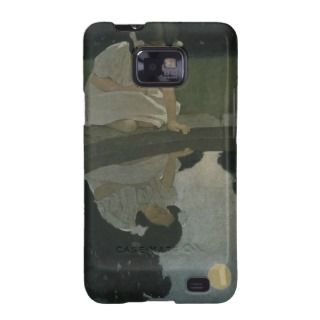 The Senses Seeing by Jessie Willcox Smith Galaxy SII Case