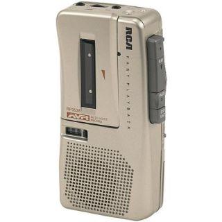 RCA RP3538 Micro Cassette Recorder