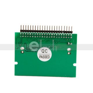 to 2 5 IDE 44 Pin Male Adapter Card Type I II III Microdrive