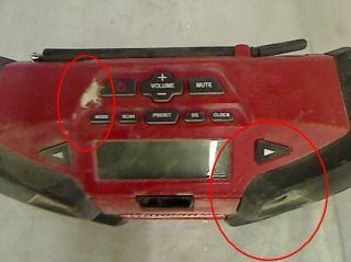 Milwaukee M12 Job Site Radio