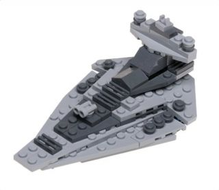 New Lego Star Wars 4492 Mini Building Set Star Destroyer