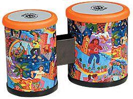 Large Size LP Rhythmix Bongos Tom Toms Conga Drums