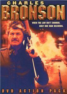 Bronson Action Pack (DVD, 2003, 4 Disc Set) 80s Cannon U.S. NTSC R1