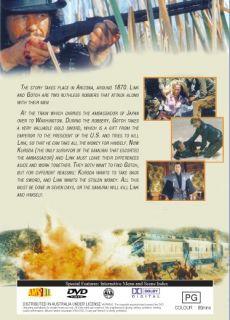 Red Sun Bronson Andress Mifune Classic New DVD