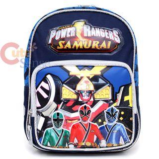 Mighty Morphin Power Rangers School Backpack Toddler Bag 1