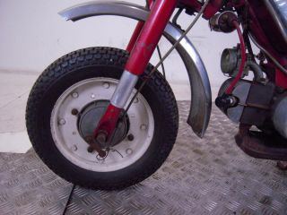 Benelli Buzzer Mini Tornado Very Rare Italian Monkey Bike (Not Z50