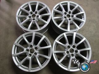 Four 2009 12 Audi Q5 Factory 18 Wheels Rims 5889 8R0601025C