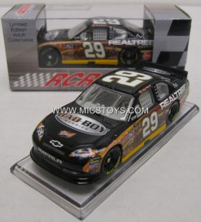 2011 Kevin Harvick #29 Bad Boy Buggies Gold Pitstop164 Nascar Lionel