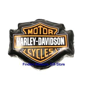 Harley Davidson Pillow Bedding Accent Decorative Throw Home Decor