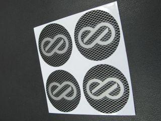 Enkei Center Cap Wheel Hub Rim Decal Sticker NT03 ST03 WD6
