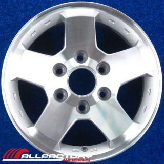 Chevrolet Chevy Colorado 16 2009 2010 2011 2012 Wheel Rim CNCS 5425