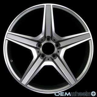 18 Mercedes Benz AMG Staggered C32 C55 C63 Wheels Rims