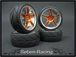 Rims Tires Wheels Seben FR19 1 10 Hard Pimp Style