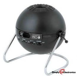 Sega Homestar Pro 2nd Edition Black Home Planetarium