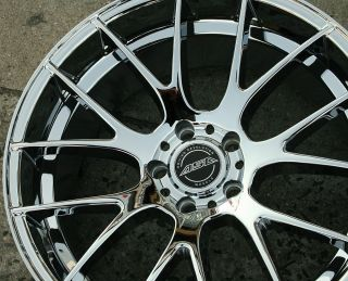 ASA GT5 20 Chrome Rims Wheels Acura MDX 07 Up 20 x 10 5H 32