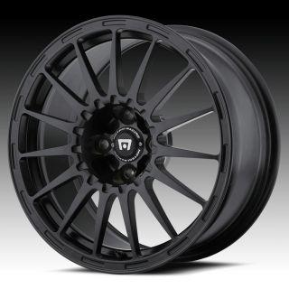 17 inch Motegi Black Wheels Rims 5x4 5 5x114 3 Elantra I30 G35 G37 I35