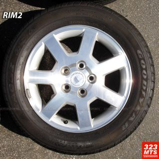 Used Cadillac cts Rims 16 Wheels Used Tire Pkg
