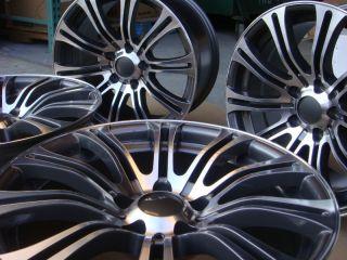 18 inch BMW 328 335 328i Z3 M3 3 Series Wheels Rims Z4