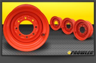 Bobcat 8 Lug Skid Steer Wheels Rim for 10x16 5 Tires 8 25x16 5 Wheel