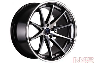 CL550 CL600 CL63 CL65 Rohana RC10 Concave Staggered Wheels Rims