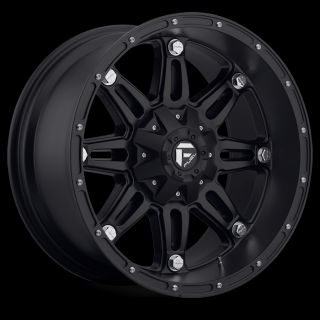x9 Fuel Hostage Black 6x5 5 w 12 Et D53120908345 Wheels Rims