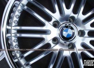 F10 528 535 550 Wheels Rims XIX x23 Machine Silver Rims Sale