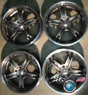 08 10 Scion XB Factory 19 TRD Wheels Rims 69552