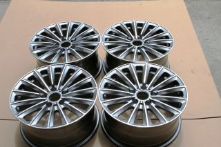 18Gun Metal Rims Wheels BMW E39 E60 5 6 7 Series