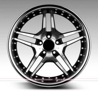 inch rims wheels MERCEDES BENZ S430 S500 S550 S600 OMAG EM2 WHEELS