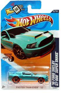 Hot Wheels 2012 Series mainline die cast vehicle. This item is on a