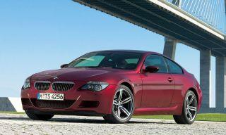 Original OEM Factory BMW M6 Forged 19 WHEELS TIRES 645i 650 650i Ci M5