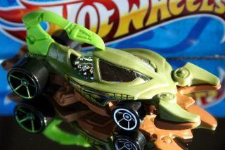 Hot Wheels Creature Cars Scorpedo