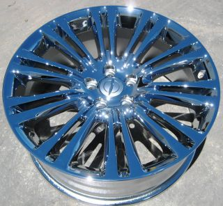2012 NEW 20 FACTORY DODGE CHRYSLER 300 300C CHROME OEM WHEEL RIMS 1